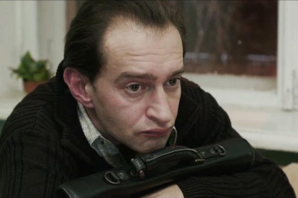 """Kadr z filmu """"Geograf przepił globus"""" (reż. Alexander Veledinsky)"""