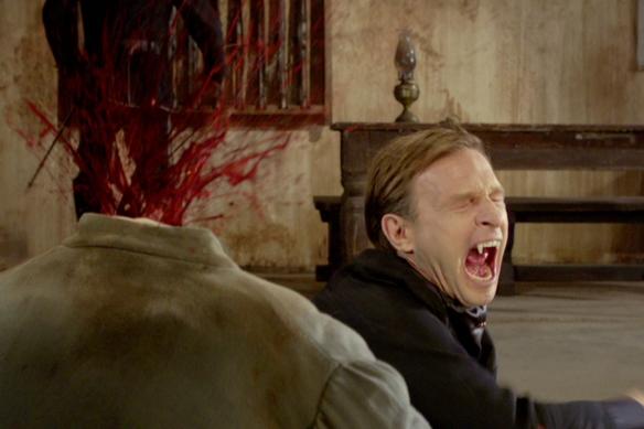 "Kadr z filmu ""Drakula 3D"" (reż. Dario Argento)"