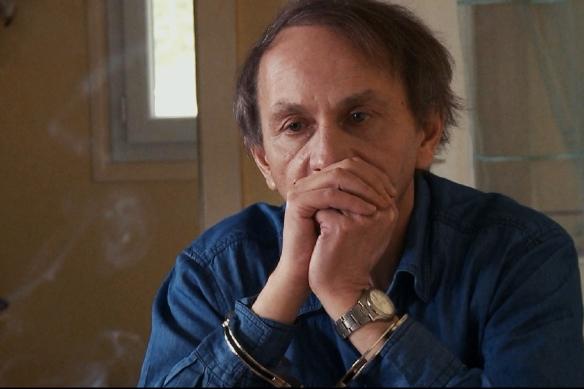 """Kadr z filmu """"Porwanie Michela Houellebecqa"""" (reż. Guillaume Nicloux)"""