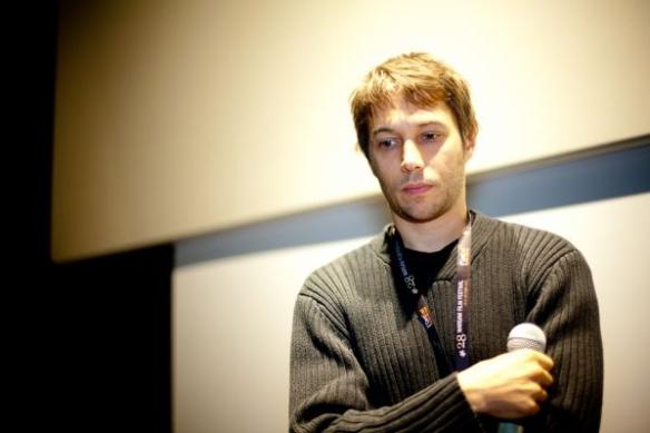 Sean Baker (fot. Bartek Trzeszkowski)