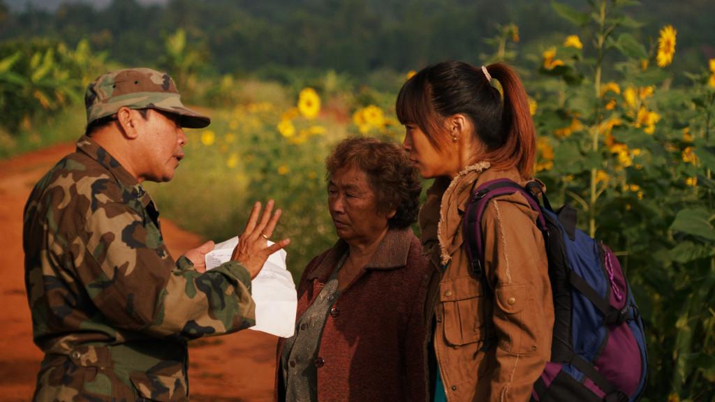 """Kadr z filmu """"Droga do Mandalay"""", fot. Festiwal Pięć Smaków"""