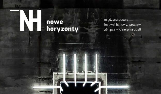 Plakat 19. Międzynarodowego Festiwalu Filmowego Nowe Horyzonty