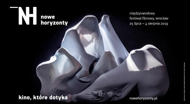 Plakat 19. Międzynarodowego Festiwalu Nowe Horyzonty