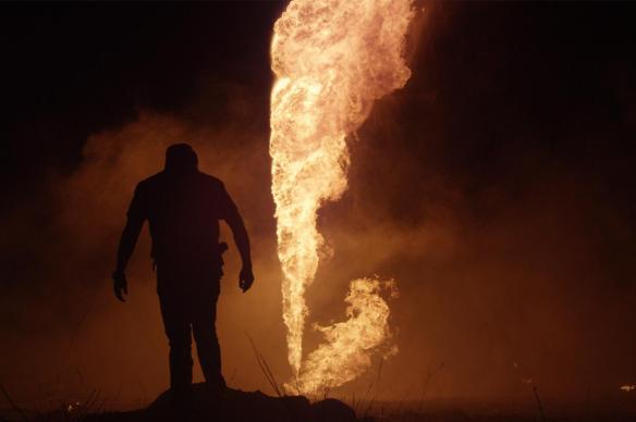 """Kadr z filmu """"Złodzieje benzyny"""""""