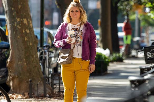 "Kadr z filmu ""Brittany Runs a Marathon"""