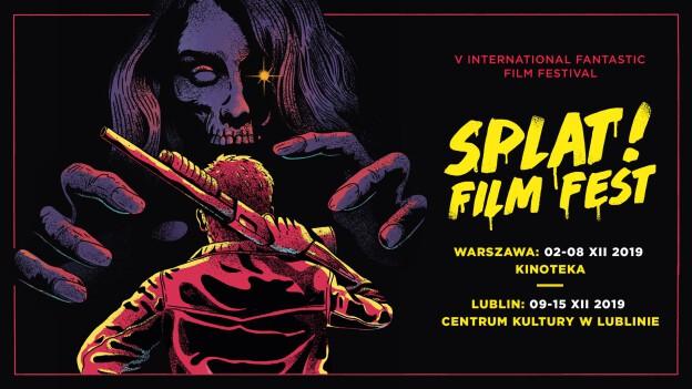 Plakat SplatFilmFest 2019